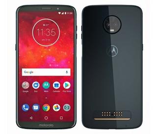 Motorola Moto Z3 Play Nuevo Oferta Con Garantía + Mica