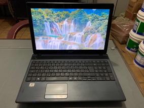 Notebook Acer Aspire 4gb Ram Modelo 5250-0866