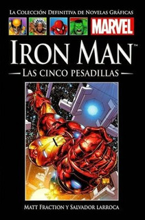 Marvel Salvat Vol.58 - Iron Man: Las Cinco Pesadillas