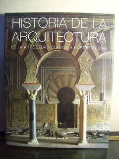 Adp Historia De La Arquitectura De La Antiguedad .. Parragon