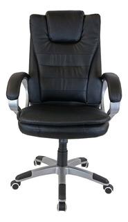 Cadeira de escritório Delest ZKC7304 preta
