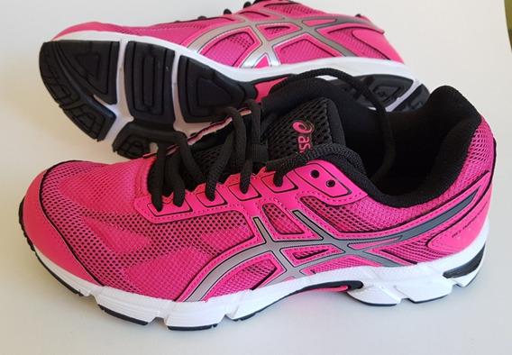Tenis Asics Gel Impression 9 A Fem T37 Pink