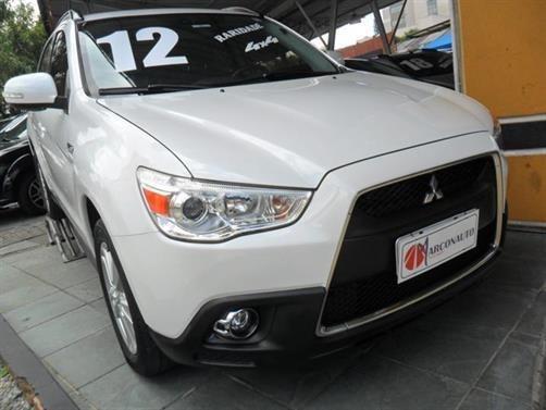 Mitsubishi Asx 2.0 2012 4x4 Automatico