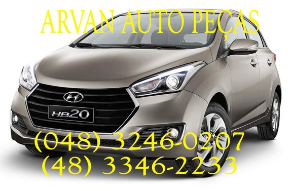 Sucata Hyundai Hb20 1.6 2016 Motor Lataria Cambio