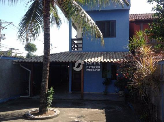 Casa Residencial À Venda, Trindade, São Gonçalo. - Ca0235