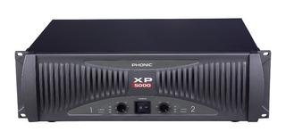 Potencia Phonic Xp5000