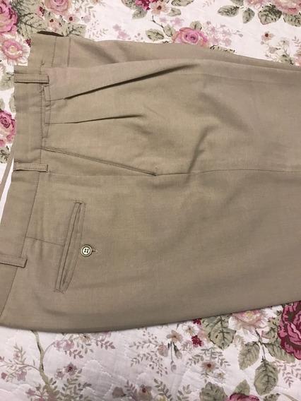 Pantalon Hombre De Vestir 46