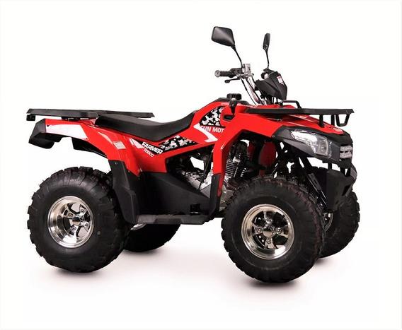 Quadriciclo Fun Motors Farmer 200cc