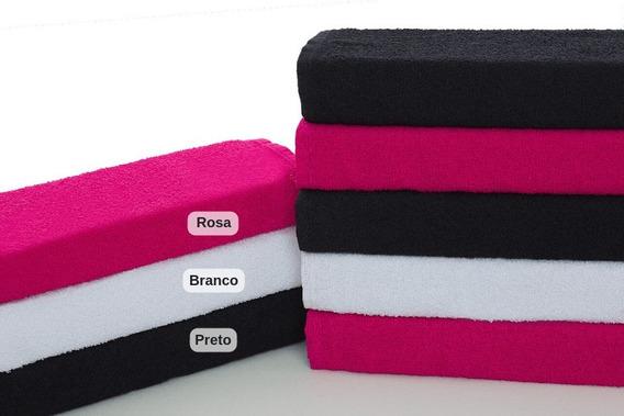 Kit Com 10 Toalhas Para Manicure E Pedicure - 28x45cm