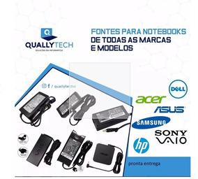 Fonte Carregador Notebook Lenovo Ideapad 320 80yh001br
