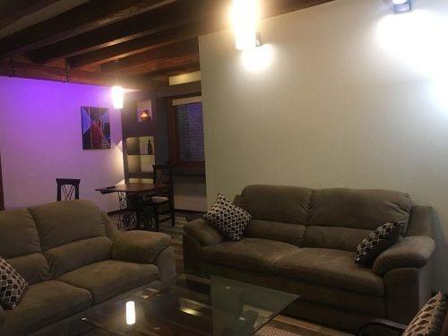 Casa Sola En Renta San Andres Huayapam