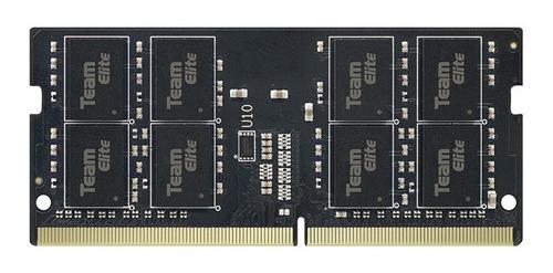 Memoria Ram So Dimm Team Elite Ddr4 16 Gb 2400 Mhz Notebook