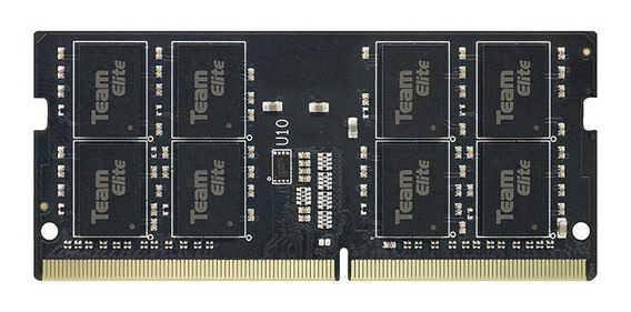 Memoria Ram So Dimm Team Elite Ddr4 16 Gb 2400 Mhz Notebook