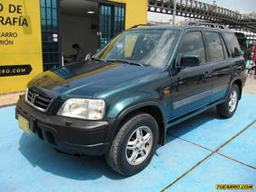 Honda Cr-v 2000cc 4x4 At Aa