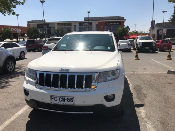 Se Vende Jeep Grand Cherokee Limited 4x4 Impecable