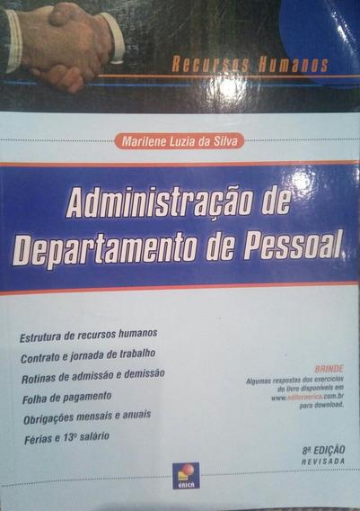 Administração Departamento Pessoal