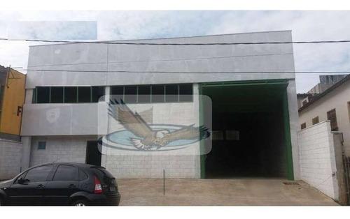 Galpão/pavilhão Para Alugar No Bairro Jardim São Luiz Ii - Ga392-2