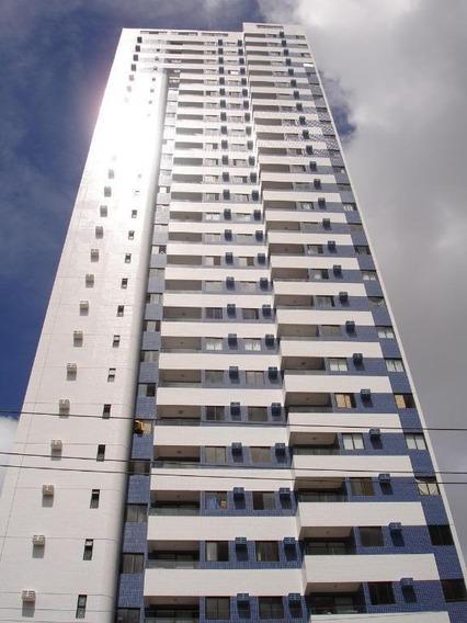 Apartamento Em Torre, Recife/pe De 55m² 2 Quartos Para Locação R$ 1.100,00/mes - Ap374706