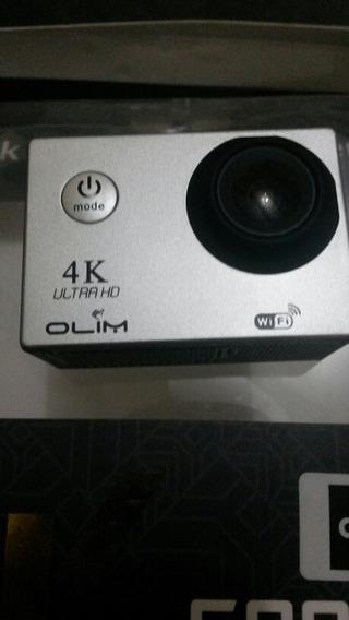 Câmera Olim 4k Sports Ultra Hd Dv 30m