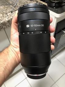 Lente Prime Samsung 50-150mm F/2.8 S Series Ois Estabilizer