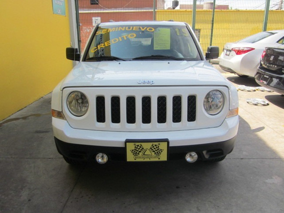 Jeep Patriot Impecable En Venta