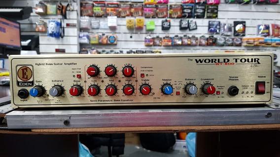 Outlet | Amplificador De Bajo Eden Wt800