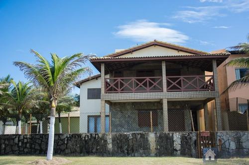 Casa De Praia Em Condomínio, Praia Do Pirui - Arembepe - 25566