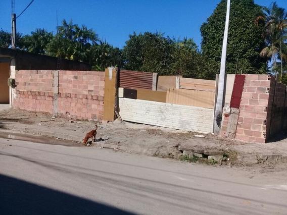 Terreno De Esquina Com 12x15mt Ruas Asfaltadas Barato D+
