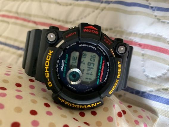 Relógio Casio Frogman Gw 200z - Final Edition 2009