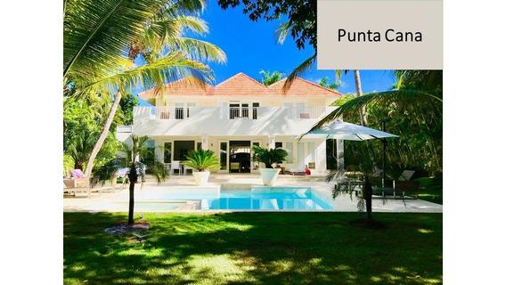 Alquiler De Villa En Tortuga Bay, Punta Cana