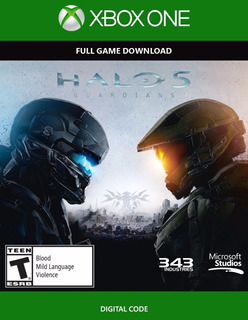 Halo 5 Xbox One Digital Nuevo Codigo