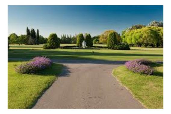 Parcela Nueva En Jardín De Paz Sin Uso Excelente Ubic