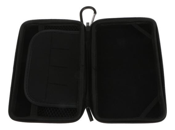 Zipper St Bag Carry Alça Caso Para Nintendo New 3ds Ll Conso