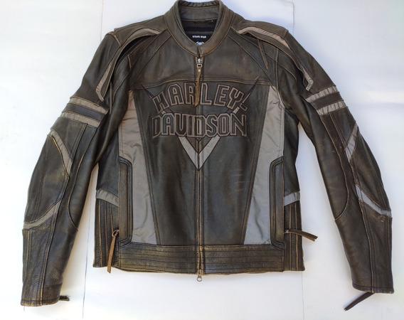 Jaqueta Harley Davidson Couro - Original - Edição Especial