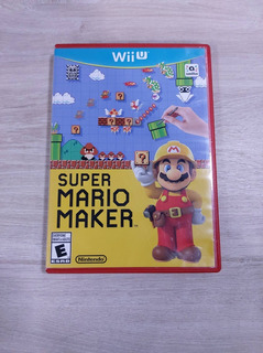 Super Mario Maker - Videojuegos Wii U