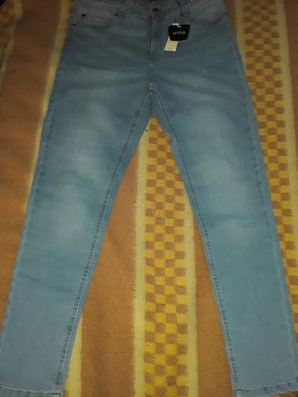 Jeans Uma Nuevo Talle 4 Con Etiquetas
