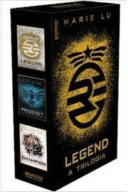 Livro Legend - A Trilogia - Box Marie Lu