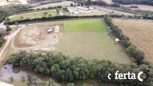 Imagem 1 de 15 de Terreno - Rodeio  - Ref: 739 - V-739