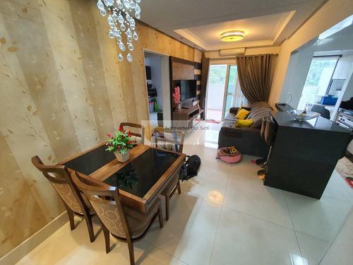 Apartamento Com 2 Dorms, Canto Do Forte, Praia Grande - R$ 465 Mil, Cod: 5771 - V5771