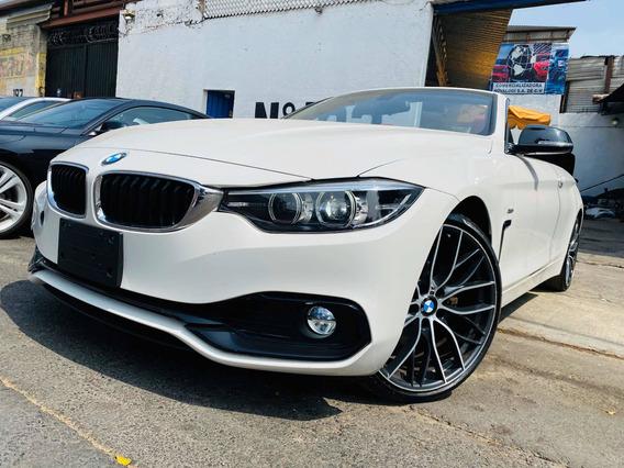 Bmw Serie 4 2.0 430ia Cabrio Sport Line At 2018