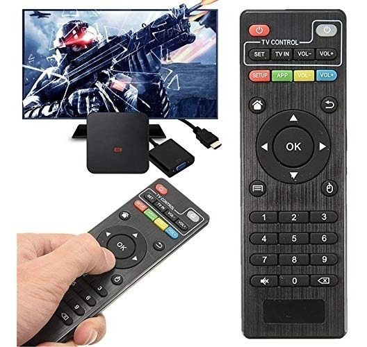 Tv Box 4k Convertidor A Smart Tv. Netflix, Youtube Y Mas...