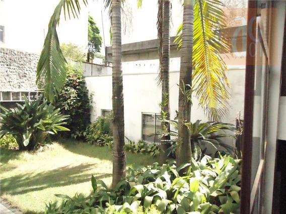 Terreno À Venda Na Vila Madalena - Te0025