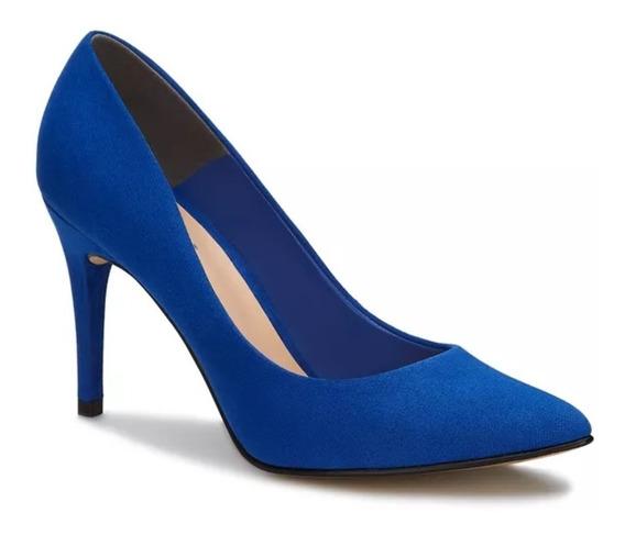 Zapatilla Pump Mujer Azul 2571362 Andrea