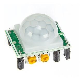 Hc Sr501 Sensor De Movimiento Infrarrojo Pir