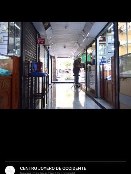 Oportunidad Local En Centro Joyero De Occidente Nivel Plaza
