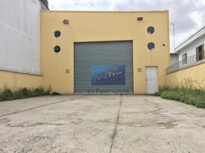 Galpão Comercial Para Locação, Vila Prudente, São Paulo. - Ga0033