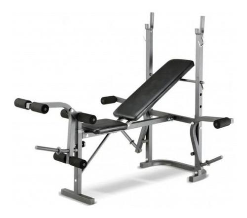 Banco Para Ejercicios Multifuncional Fitness Gym En Casa