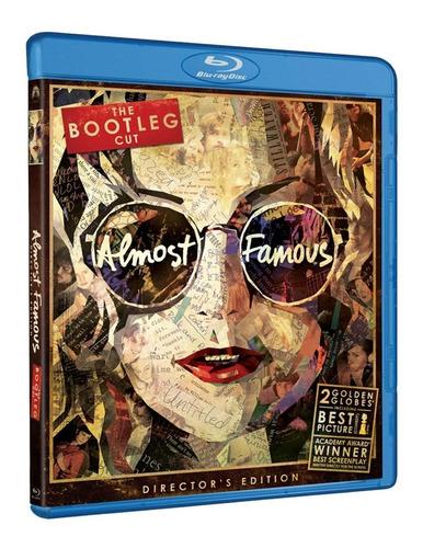 Imagen 1 de 3 de Blu-ray Almost Famous / Casi Famosos / The Bootleg Cut