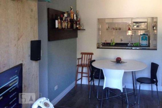 Apartamento Para Aluguel - Taboão, 3 Quartos, 70 - 893077368