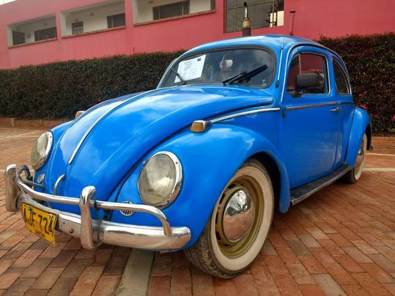 Volkswagen Escarabajo 1954